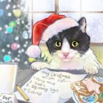 Cat Christmas finish revised no text