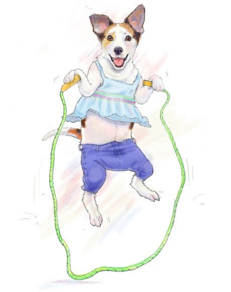 Jump Rope Jackie finish copy